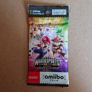 ニンテンドウ(任天堂)のマリオスポーツスーパースターズ未使用amiiboカード(その他)