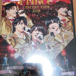 King & Prince CONCERT TOUR 2019(通常盤)[DVD