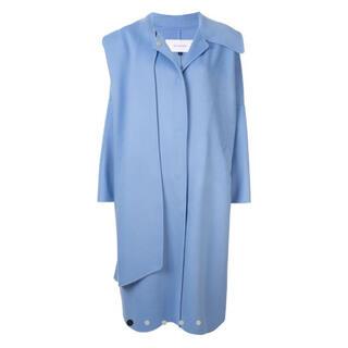 LE CIEL BLEU - ルシェルブルー double faced cape coat