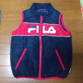 フィラ(FILA)のFILA 袖無し アウター 120センチ(ジャケット/上着)