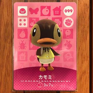 任天堂 - どうぶつの森 amiiboカード カモミ