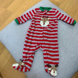 carter's - 【新生児】クリスマス ロンパース