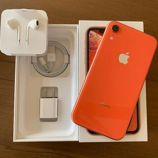 Apple - IPHONE XR SIMフリー 超美品