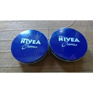 ニベア - ニベア青缶  2個