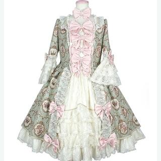 Angelic Pretty - Angelic Pretty Princess Rococo dress