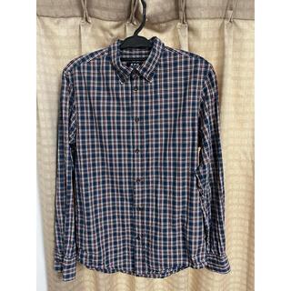 アーペーセー(A.P.C)のA.P.C ギンガムチェックシャツ Sサイズ(シャツ)