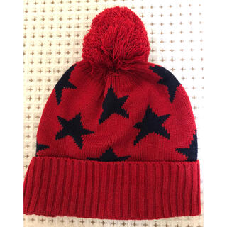 ユニクロ(UNIQLO)のキッズ ニット帽 帽子 ユニクロ ヒートテック(帽子)
