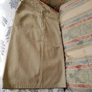 バーバリーブルーレーベル(BURBERRY BLUE LABEL)のBURBERRYブルーレーベルスカート(ひざ丈スカート)