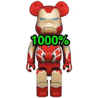 メディコムトイ(MEDICOM TOY)の新品未開封 BE@RBRICK IRON MAN MARK 85 1000%(その他)