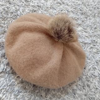 ampersand - ampersand  アンパサンド ベレー帽 46〜48cm
