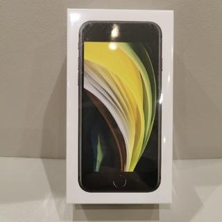 iPhone - iPhone SE2(第2世代)64GB 黒 新品未開封 SIMフリー