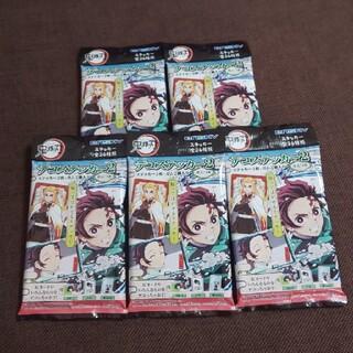 【鬼滅の刃】デコステッカー2×5袋