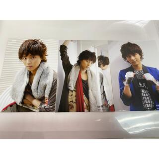 ジャニーズ(Johnny's)のKis-My-Ft2 藤ヶ谷太輔 公式写真 計9枚(アイドルグッズ)