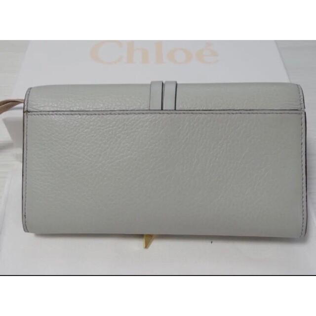 Chloe(クロエ)のクロエ alphabet ロングウォレット レディースのファッション小物(財布)の商品写真