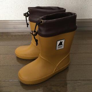 ampersand - ampersand長靴 19cm