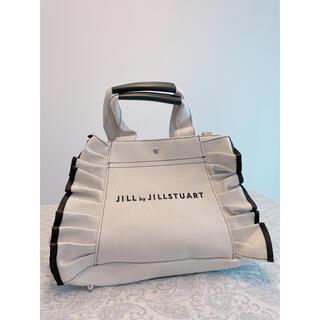 JILL by JILLSTUART - ジルスチュアート フリルトートバッグ エコバッグ