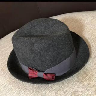 ハッカキッズ(hakka kids)のHAKKA KIDS ハッカキッズストローハット 帽子(帽子)