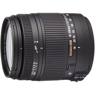Sigma 18-250mm F3.5-6.3 DC MACRO Sony a(レンズ(ズーム))