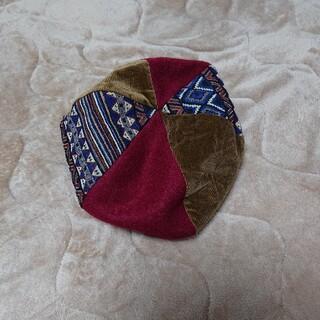 titicaca - チチカカ ベレー帽 赤
