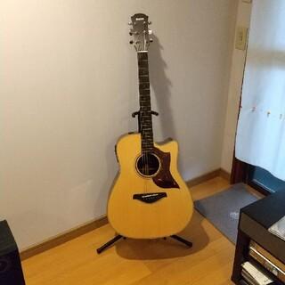 ヤマハ - アコースティックギター  アンプ  マイク  セット