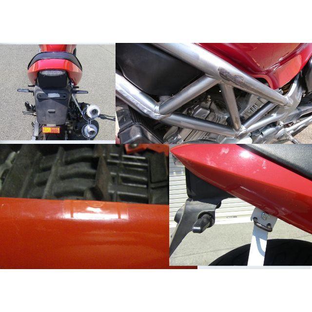 ホンダ(ホンダ)のVTR250 書類付き タコメーター付き キャブ車 自動車/バイクのバイク(車体)の商品写真