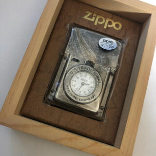 ジッポー(ZIPPO)のzippo ライター (タバコグッズ)