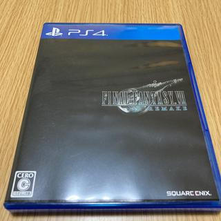 PlayStation4 - ファイナルファンタジーVII リメイク PS4