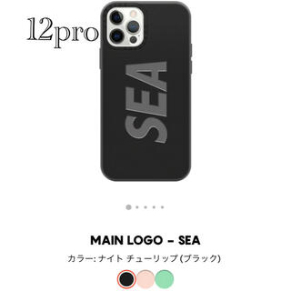 SEA - casetify iPhone12pro WIND AND SEA