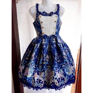 Angelic Pretty - Angelic Pretty  エリザベートユニコーンジレジャンパースカート