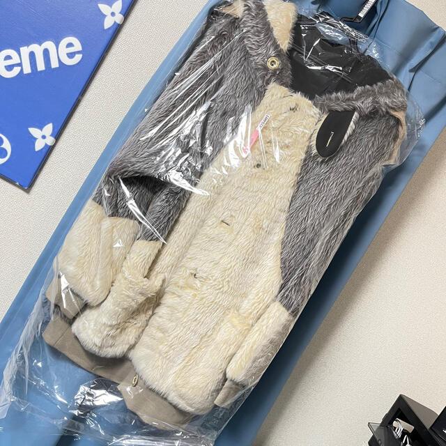 MILKBOY(ミルクボーイ)のミルクボーイ   MILKBOY ギズモ コート 新品未使用 メンズのジャケット/アウター(モッズコート)の商品写真