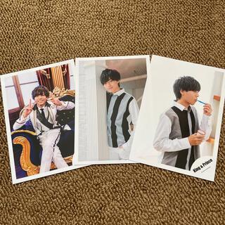 Johnny's - King & Prince永瀬廉 公式写真