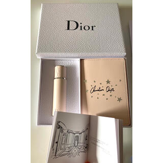 Christian Dior - Dior  手提げ付 ミスディオール香水、パスポートカバー、クリスマスプレゼント