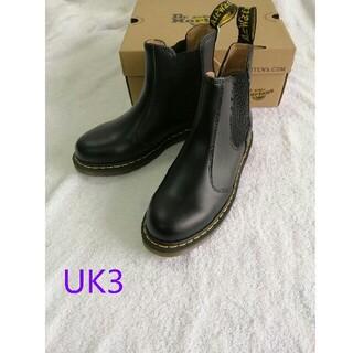 Dr.Martens - UK3ドクターマーチン Dr.Martens 新品便利なブーツ 革靴 ファション