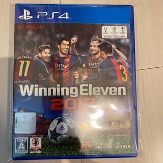 PlayStation4 - ウイニングイレブン 2017 PS4