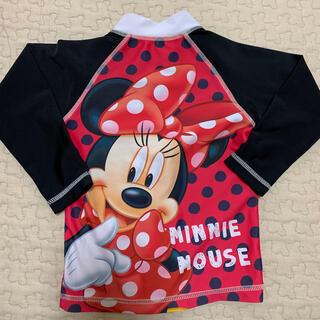 ディズニー(Disney)のディズニー ミニー ラッシュガード 90(水着)