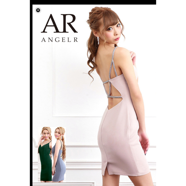 AngelR(エンジェルアール)のエンジェルアール ドレス レディースのフォーマル/ドレス(ナイトドレス)の商品写真