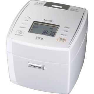 ミツビシデンキ(三菱電機)の新品 未開封 備長炭 炭炊釜 NJ-VE109(炊飯器)
