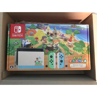 Nintendo Switch - Nintendo Switch あつまれ どうぶつの森セット 中古品