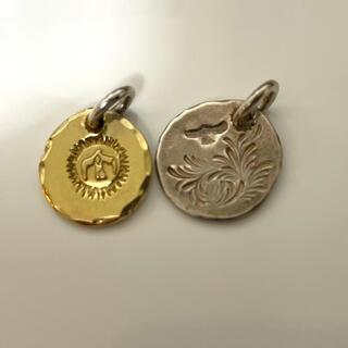 ゴローズ(goro's)の鷲見太郎 k18  XSメタル& Arabesque design metal(ネックレス)