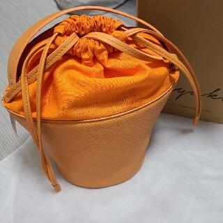 Drawer - ayako bag pottery bag オレンジ 新品