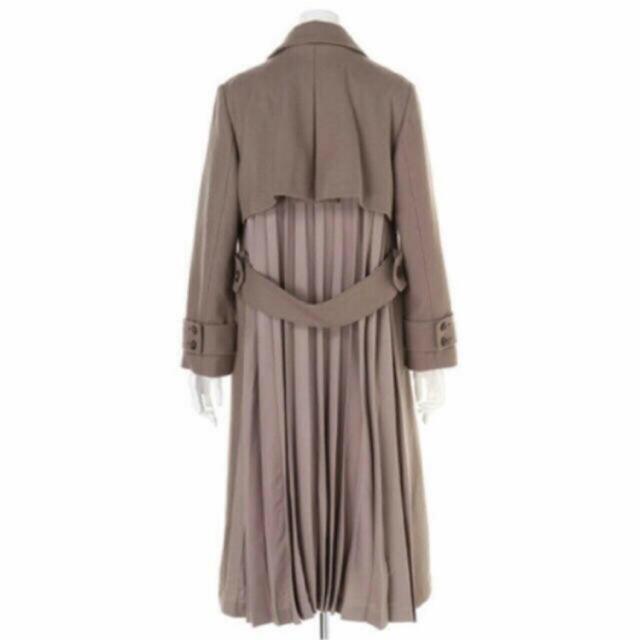 Rirandture(リランドチュール)のモカ サイズ1  レディースのジャケット/アウター(ロングコート)の商品写真