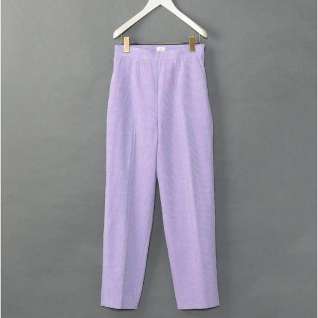 BEAUTY&YOUTH UNITED ARROWS(ビューティアンドユースユナイテッドアローズ)の6(ROKU)  CORDUROY PANTS/パンツ レディースのパンツ(カジュアルパンツ)の商品写真