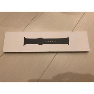 Apple Watch - Apple Watch 44mm ブラックスポーツバンド スペースブラック