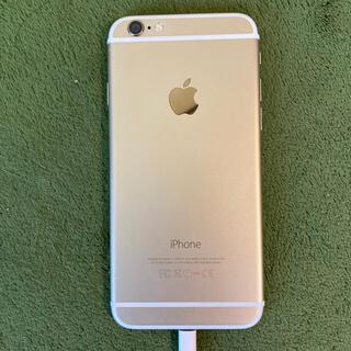 Apple - iPhone 6     ゴールド 64GB