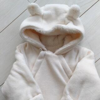 babyGAP - クマ耳ロンパース