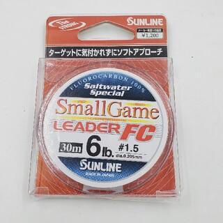 SUNLINE   スモールゲームリーダー (釣り糸/ライン)