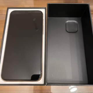 Apple - 【SIMフリー】iPhone 11pro 64GB ゴールド【本体】
