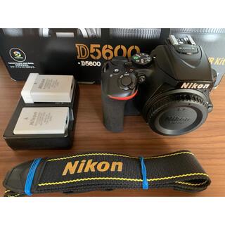 Nikon - D5600 ボディ/純正バッテリー×2