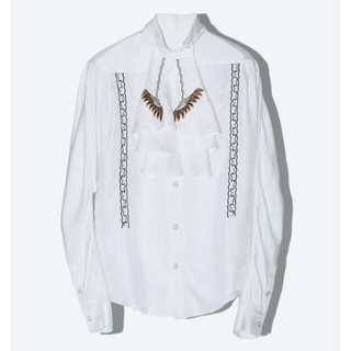 TOGA - togapulla EMBROIDERY BLOUSE シャツ ブラウス