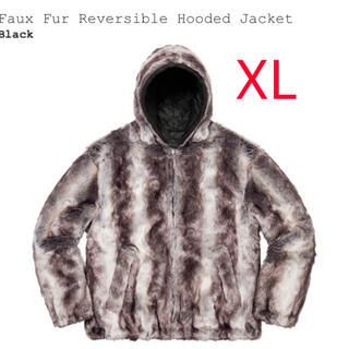 Supreme - supreme Faux Fur Reversible Jacket xl